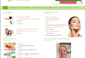 drmonika stransky website design