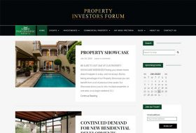 Forum Website Design